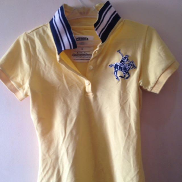 Crissa Polo Shirt