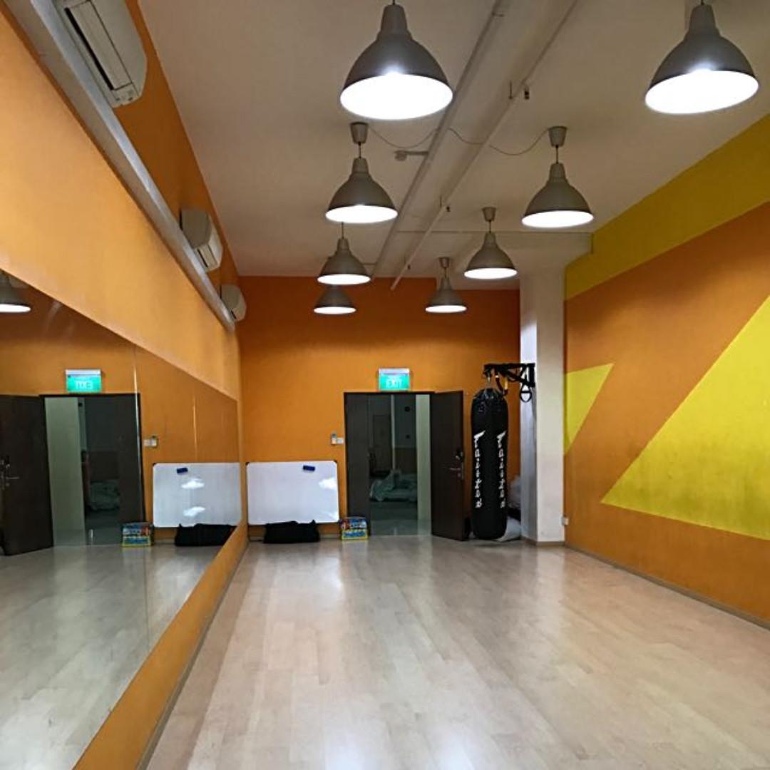 For Rent Efficiency: Dance Studio Rental, Property, Rentals, Commercial On