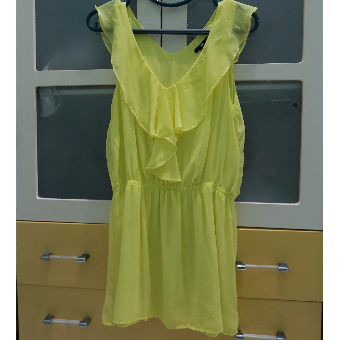 Dress Mini Santai H&M
