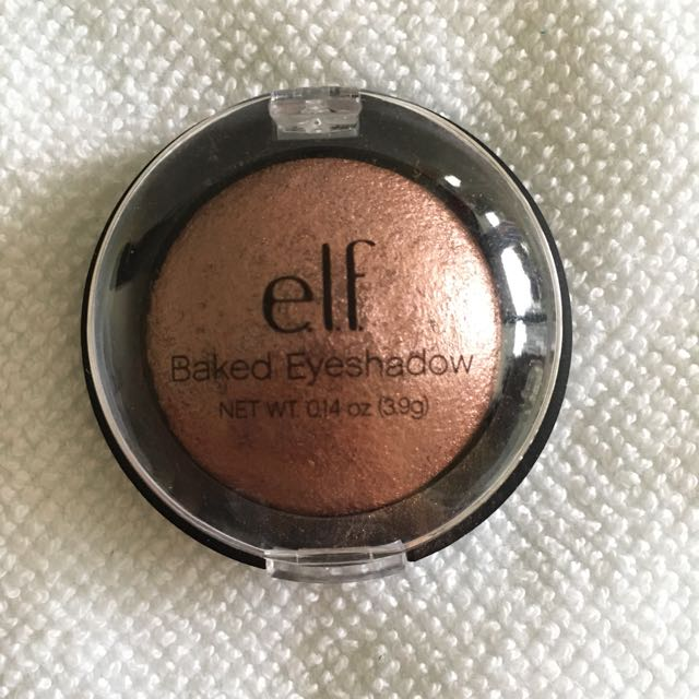 e.l.f Baked Eyeshadow - Toasted