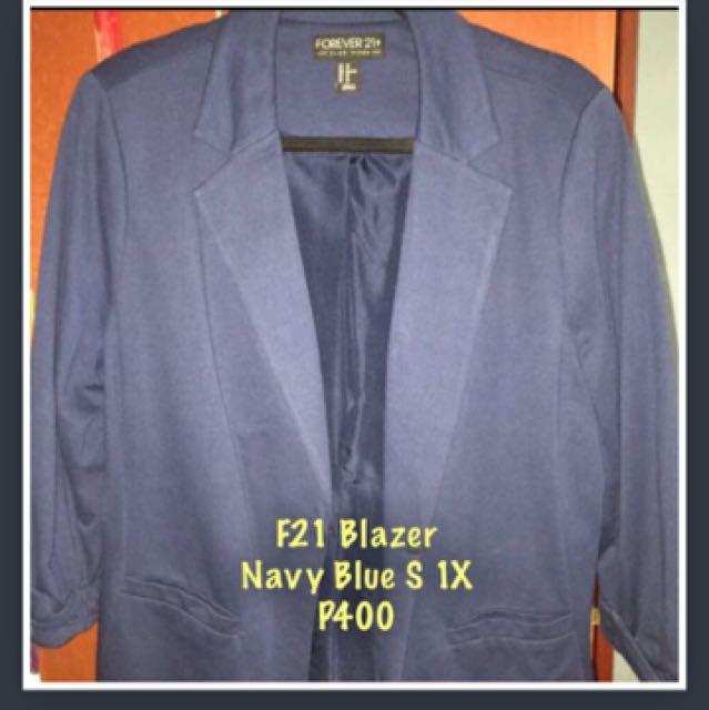 Fashionable Blazer By F21