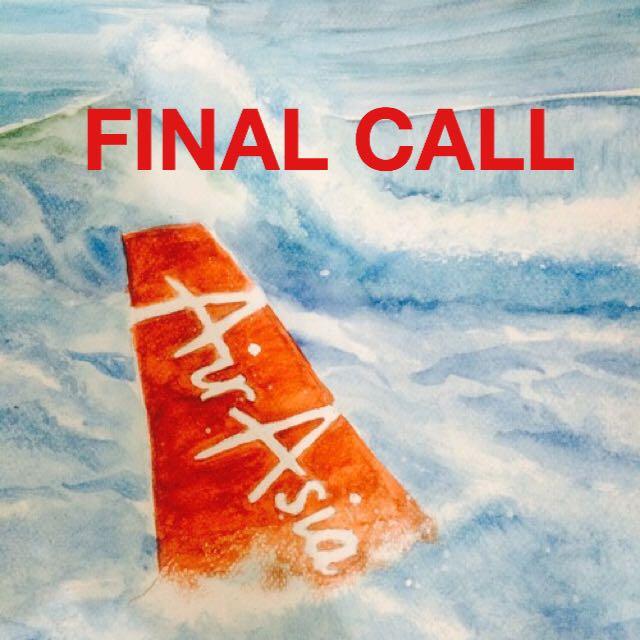 FINAL CALL AIR ASIA