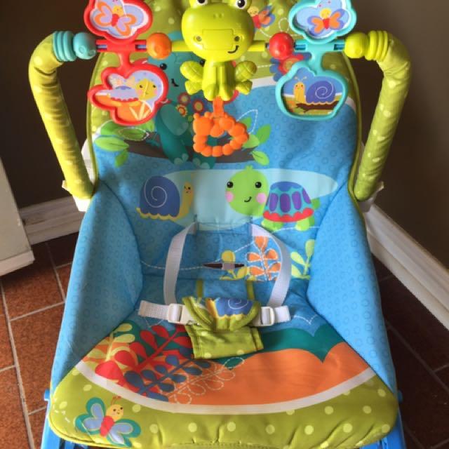 Fisher-Price Baby To Toddler Rocker