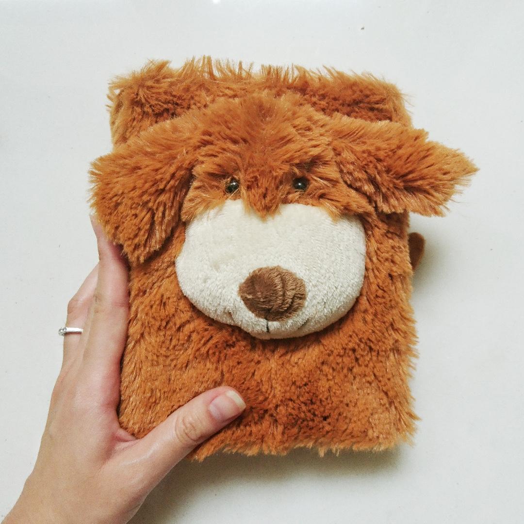 Fluffy Puppy Foto Album (Photo Album)