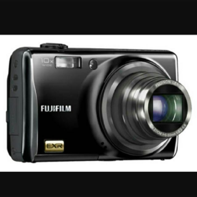 Fujifilm F80相機
