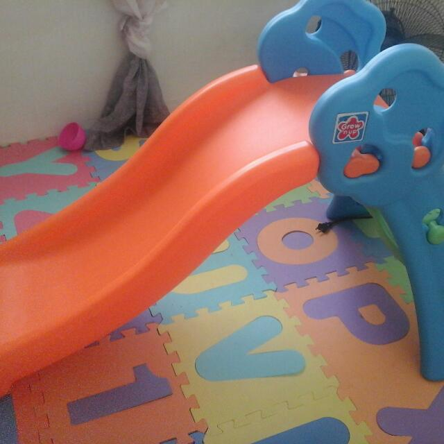 Fun Slide For 1 1/2-4 Years Old