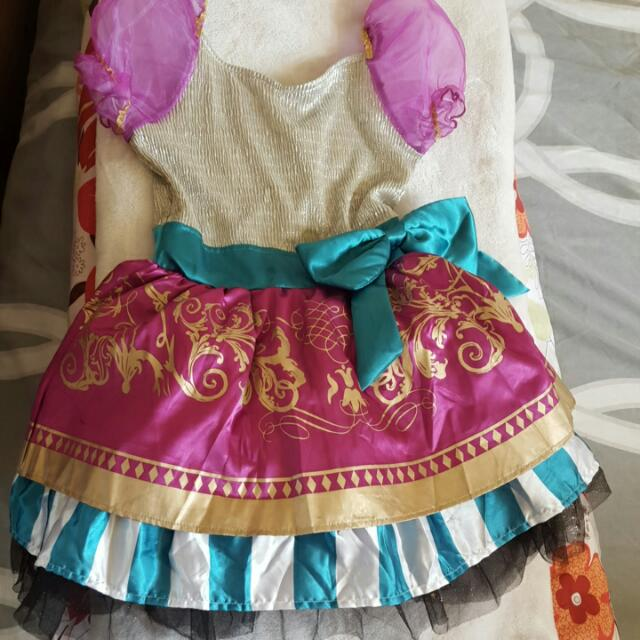 Girls Princess Dress Up