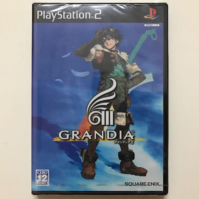 Grandia III (PS2)