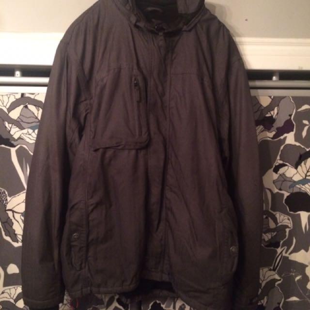 Grey Men's XL Dickies Jacket
