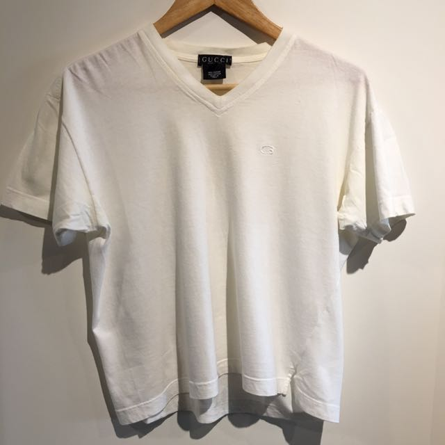 Gucci V-neck t-shirt