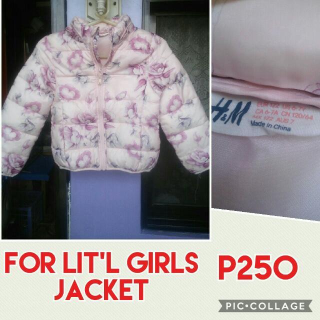 H & M Girls Jacket