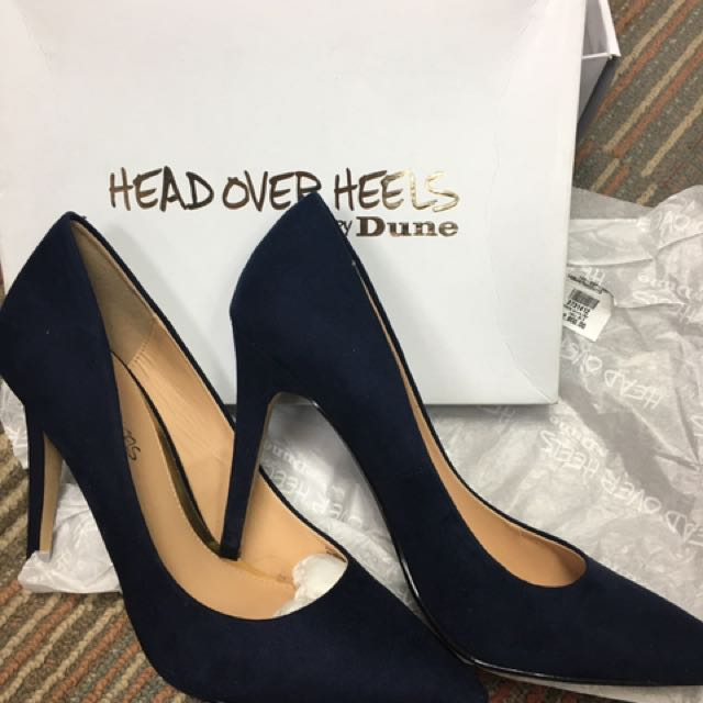Head Over Heels by Dune Shoes