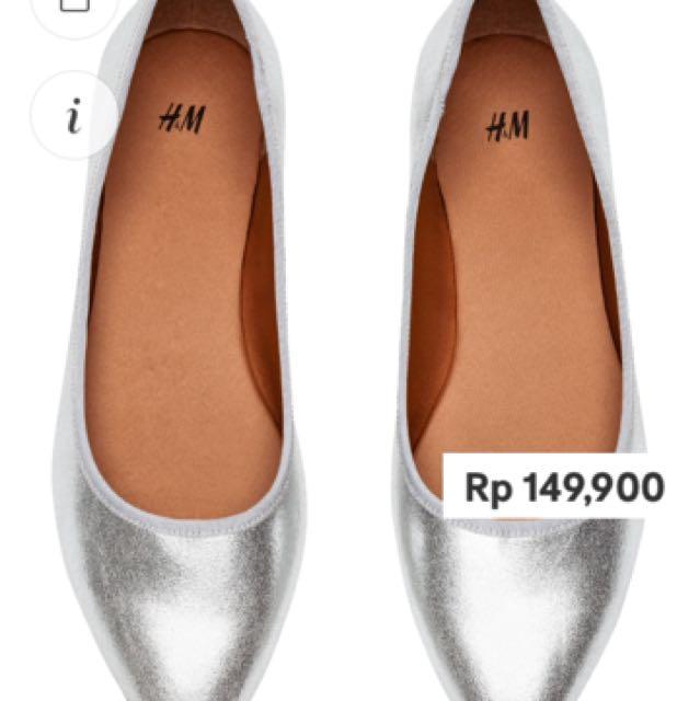 H&M Flat Shoes