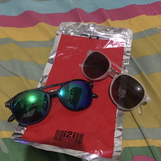 i2i Sun Glasses For Two