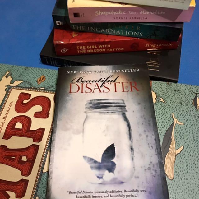 Import Book: Beautiful Disaster