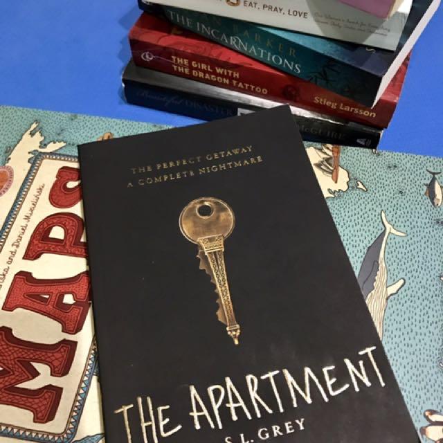 Import Book: The Apartment