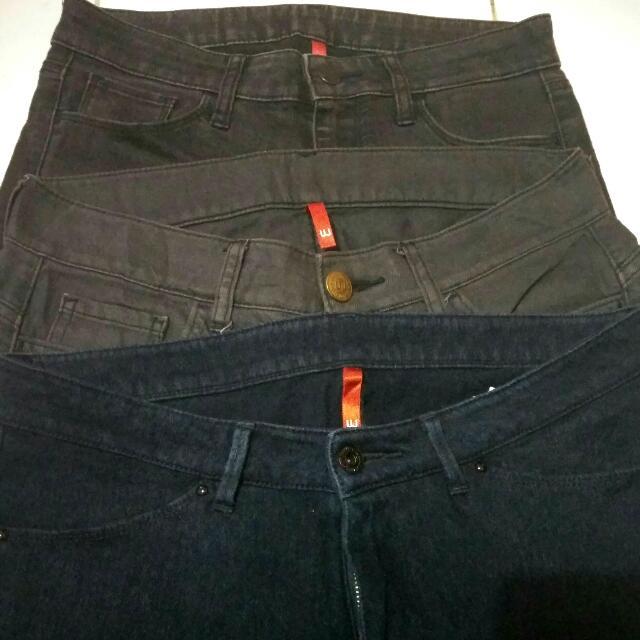 Jeans UNIQLO 29-30