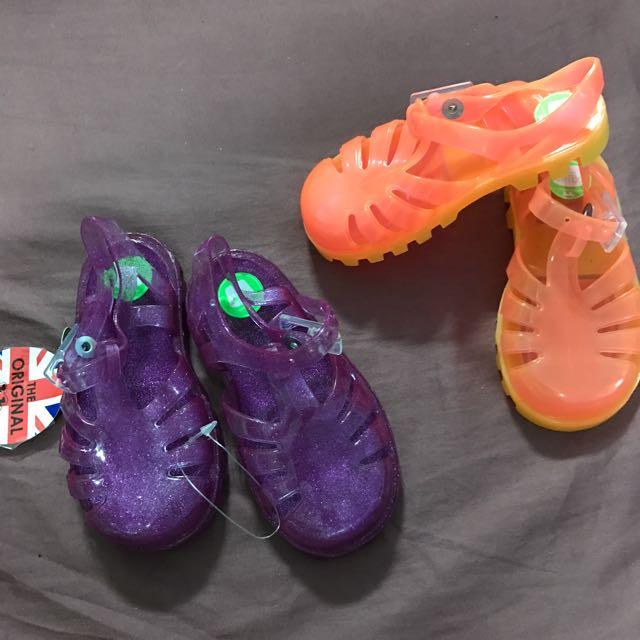 🇬🇧Juju果凍涼鞋