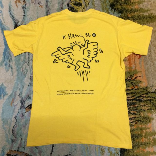 2d428f987 K Haring Tshirt