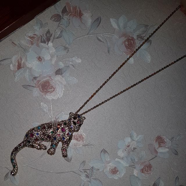 Kalung Leopard