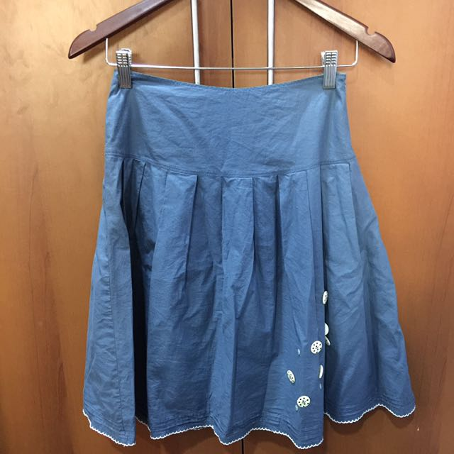 Kashieca Blue Skirt