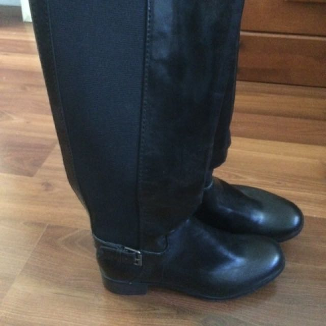 Knee High Boots Brand New