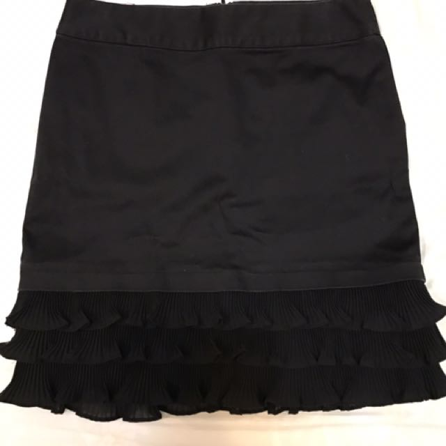 La La OL款小短裙