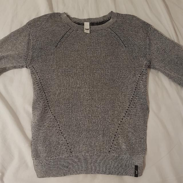 LEE Grey Sweater