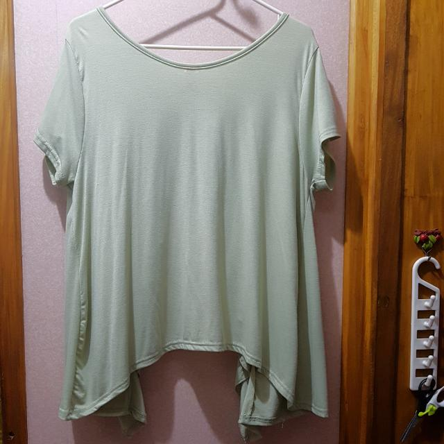 Light Green Top