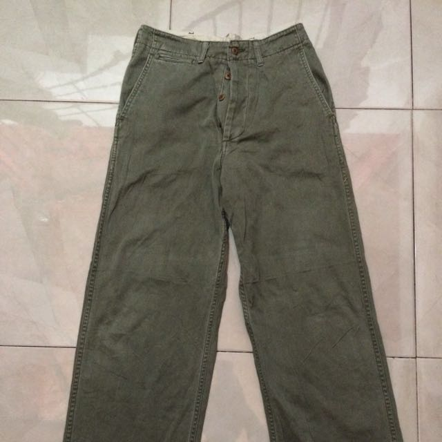 Celana Panjang Alpha Industries Trousers