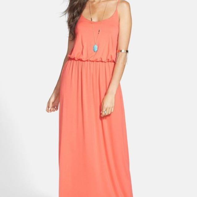 Lush Maxi Dress From Nordstorm NWT Or Best Offer