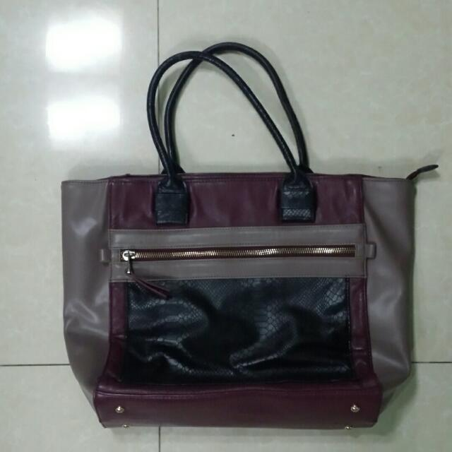 Marks & Spencer Leather Bag