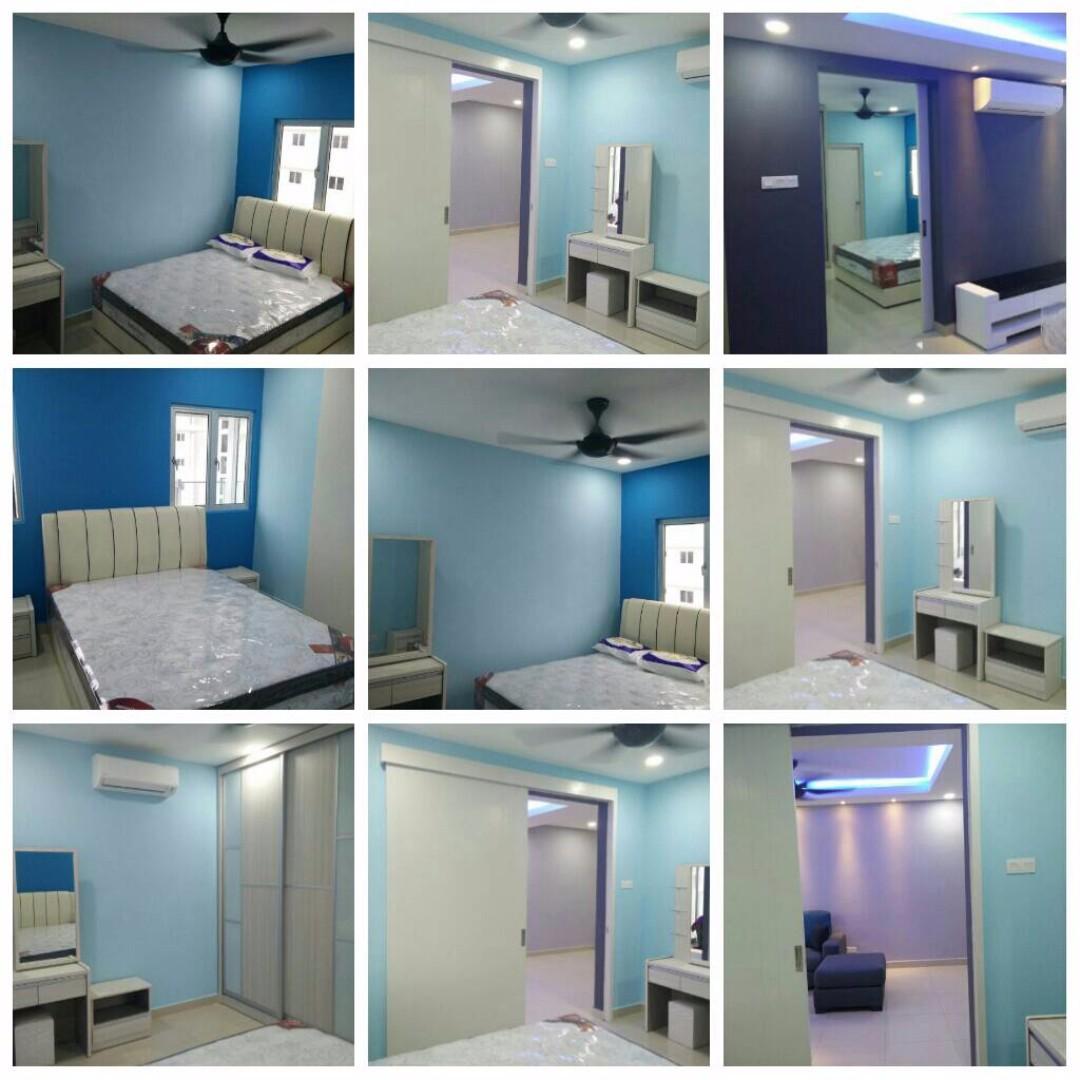 MAXIM CITYLIGHTS SENTUL CONDO, 3 ROOMS 2 BATH ROOMS, Property ...