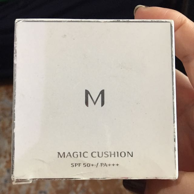 Missha Magic Cushion #21