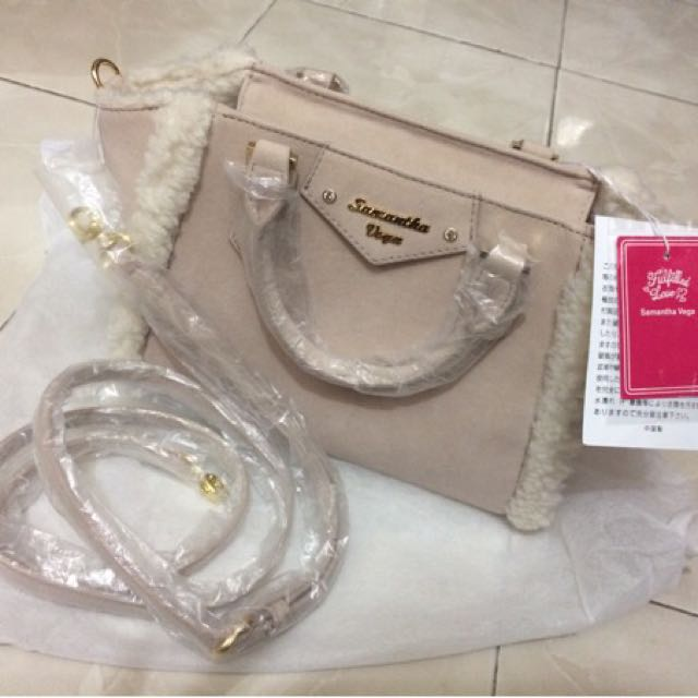 New! Samantha Vega Handbag Tas 2