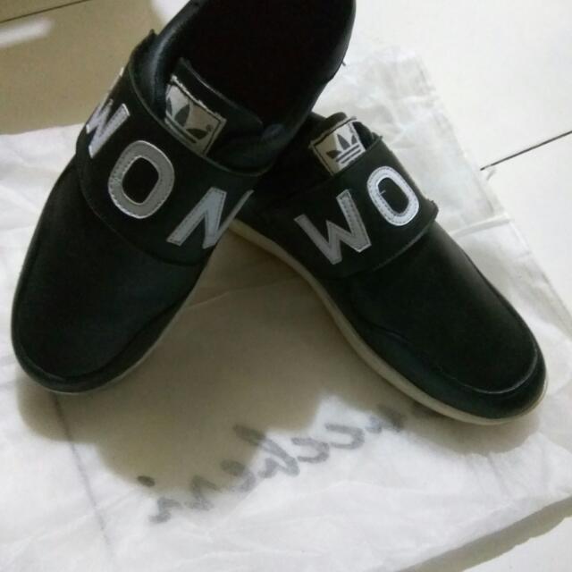 New Sepatu Slip On Adidas(kw)