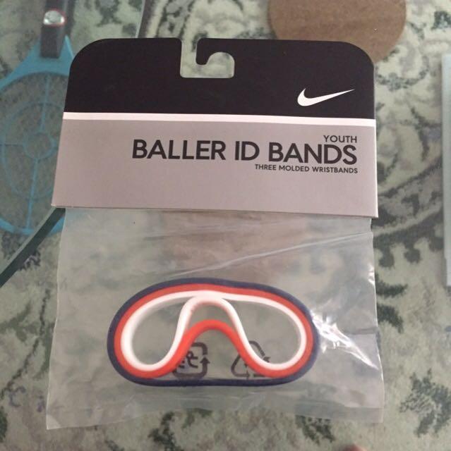 Nike Baller ID Bands 手環