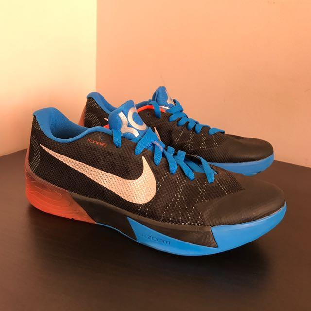 Nike KD 5 Treys OKC Colour way
