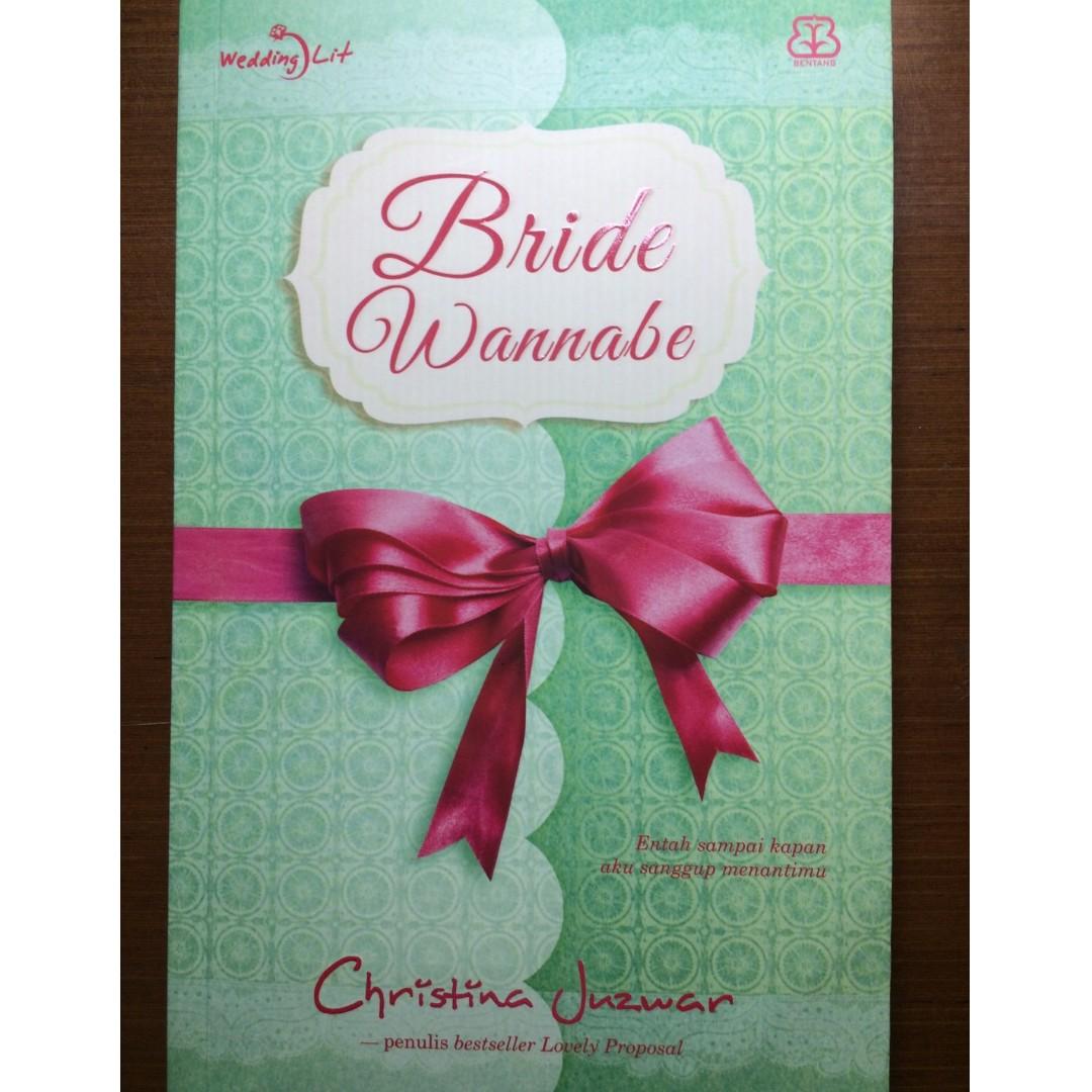 "Novel: ""Bride Wannabe"" by Christina Juzwar"
