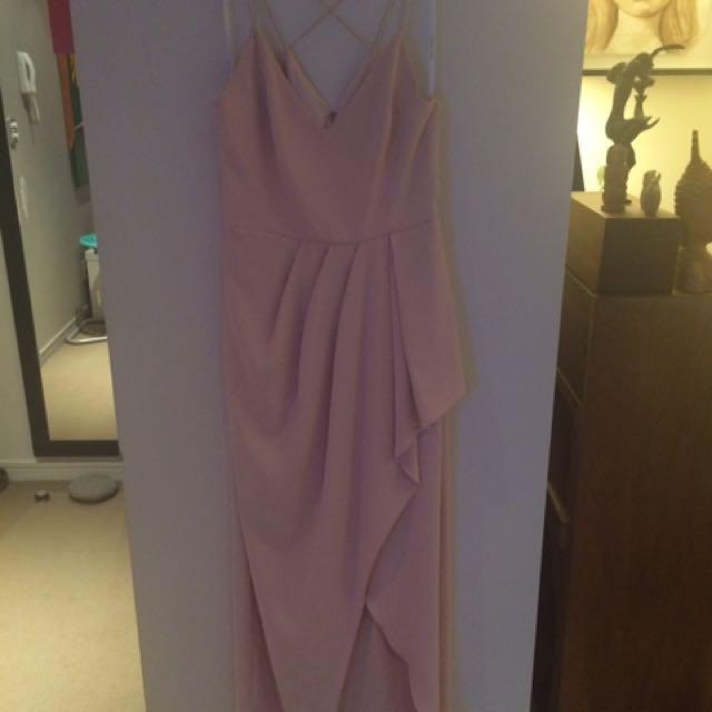 Nude Dress Size 10