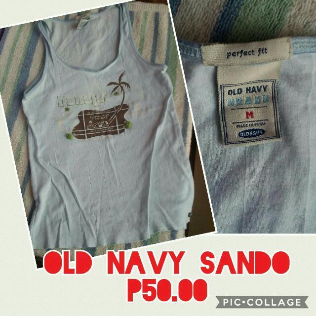 Old Navy Sando
