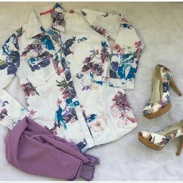 Paket Murmer (Baju+hijab+sepatu)