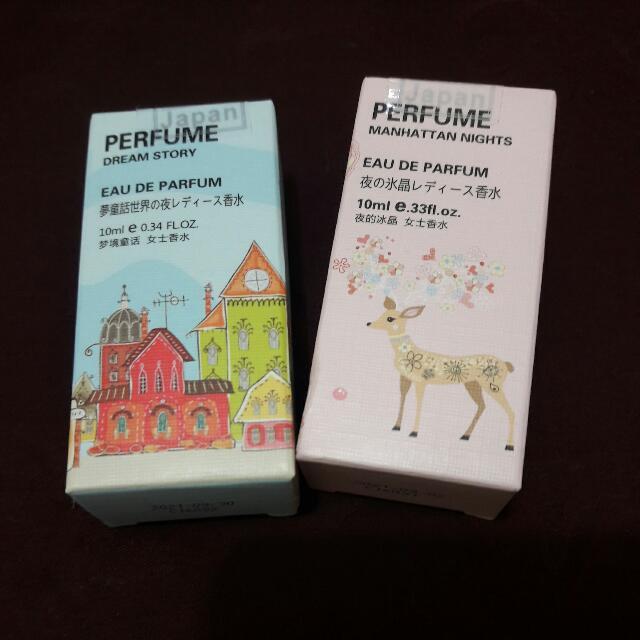 Perfume Dream Story
