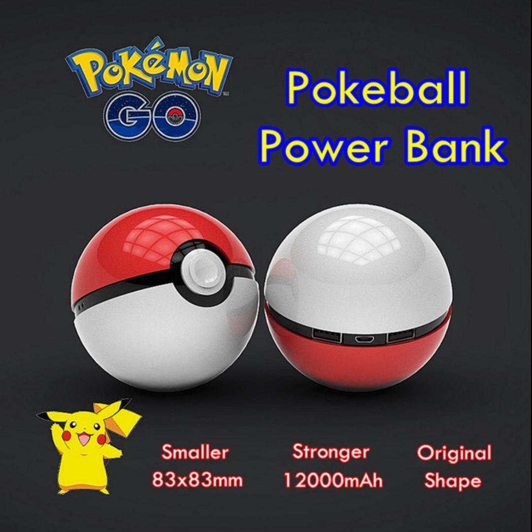 Pokeball Powerbank