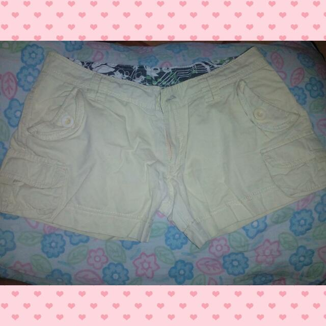 Preloved_ Yellow Shorts