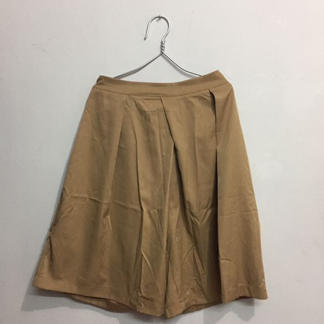 [Preloved] Celana Kulot Coklat