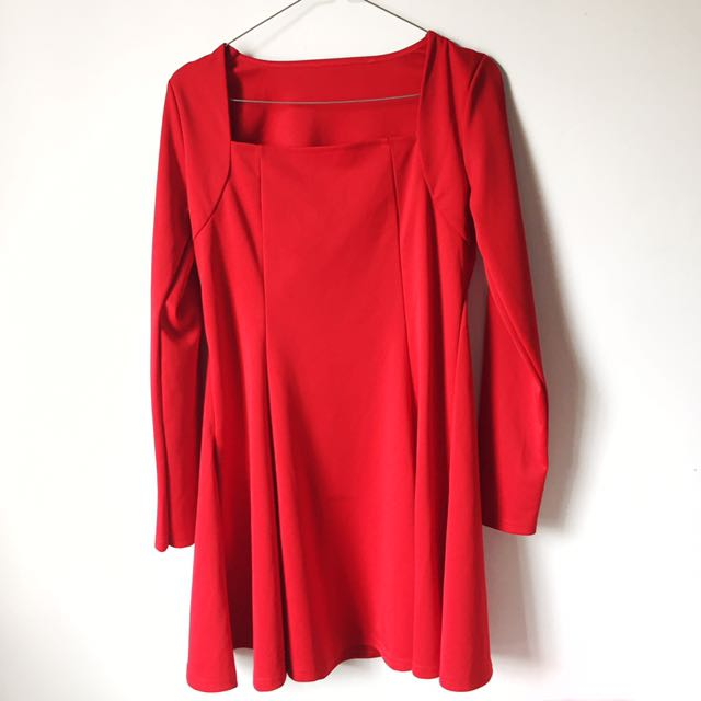 RED DRESS KOREA