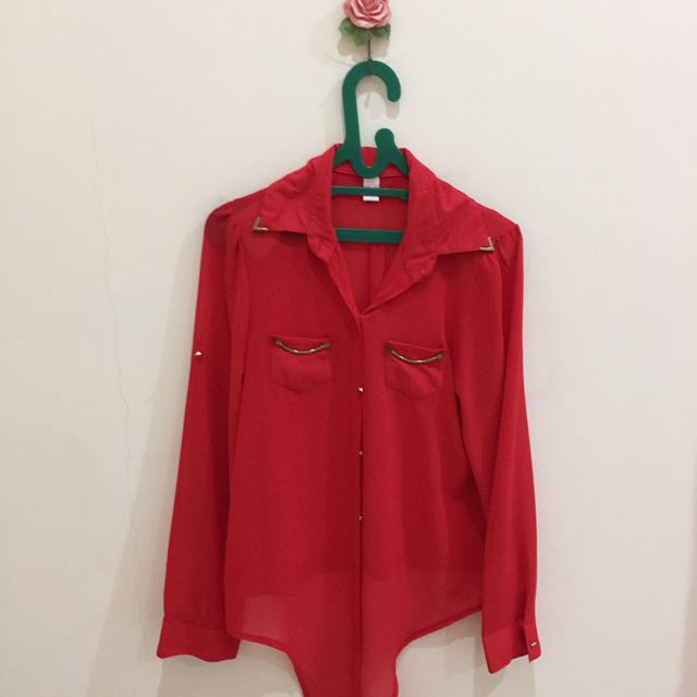 Red fire Top