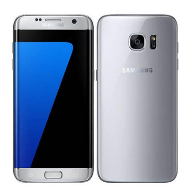Samsung Galaxy S7 edge 4G+ 32GB, Silver Titanium