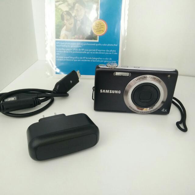 Samsung ST60 HD Camera